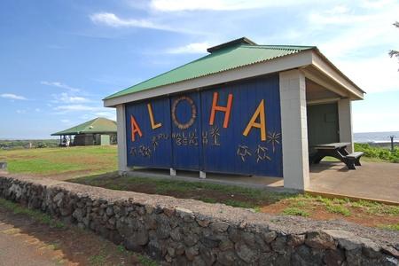Aloha Welcome Sign, Hawaii