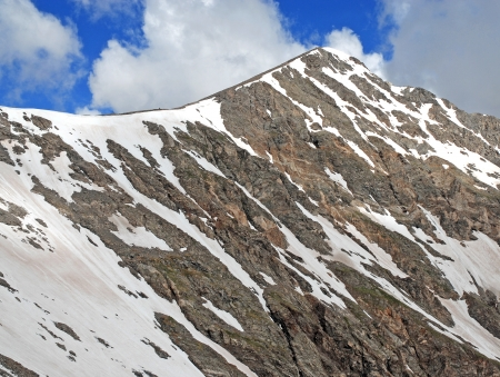 Torreys Peak, Colorado Rockies photo