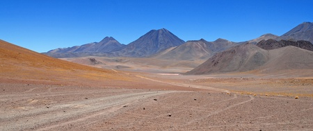 Atacama Desert, Chile photo