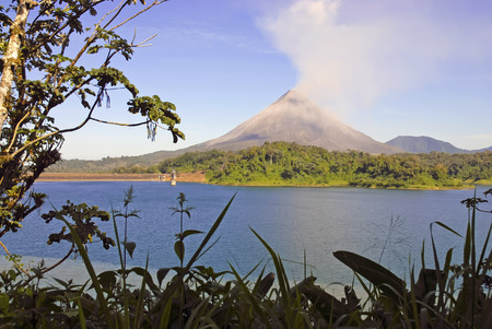 biodiversity: Arenal Volcano, Costa Rica