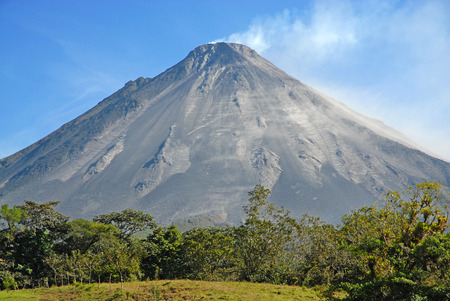 Arenal Volcano, Costa Rica photo