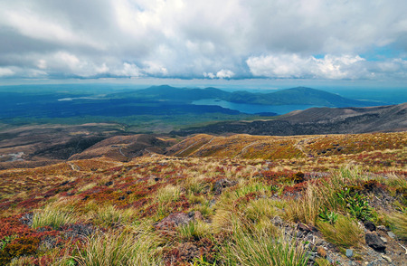 tongariro national park: Tongariro National Park, New Zealand