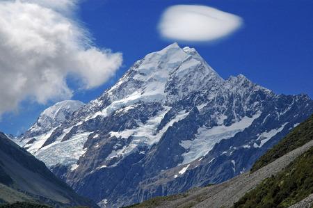 Mount Cook New Zealand  photo