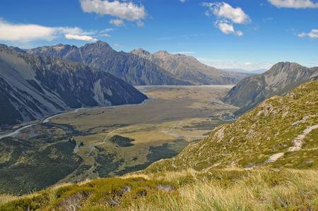 aoraki mount cook national park: Aoraki, Mount Cook National Park New Zealand