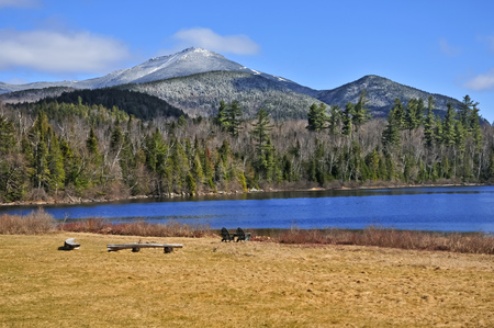 Whiteface Mountain, Adirondacks, Nueva York, EE.UU. photo
