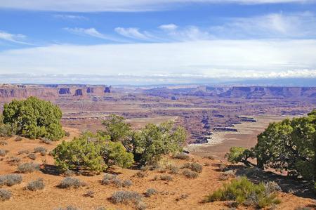 Red Rock landscape, Southwest USA photo