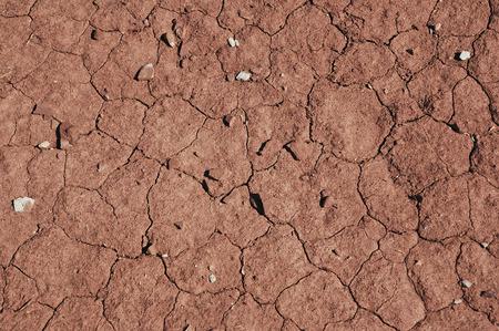 Dry Lake Bed, Southwest USA photo