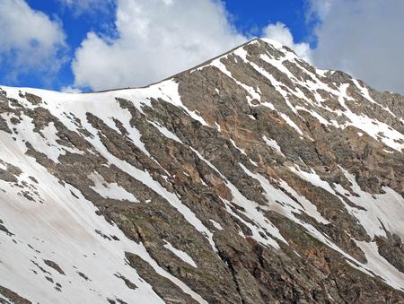 longs peak: Classic view of Ridge on Torreys Peak, Rocky Mountains, Colorado