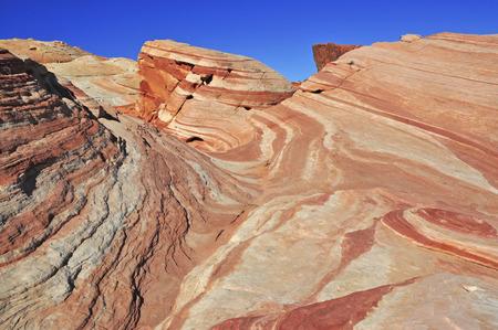 赤い岩の景観、アメリカ南西部
