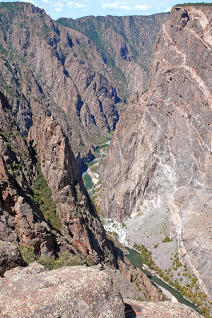 Black Canyon of the Gunnison National Park, Colorado photo