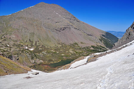 colorado rockies: Humboldt Peak, Sangre de Cristo Range, Colorado Rockies