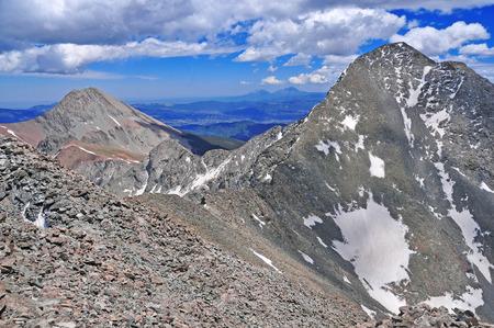 colorado rockies: Blanca Peak, Sangre de Cristo Range, Colorado Rockies