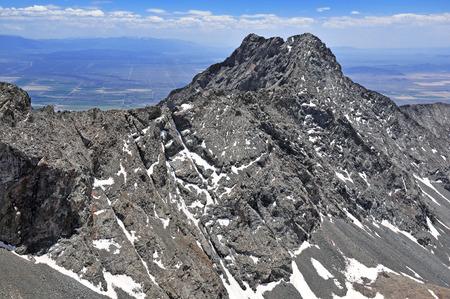 colorado rockies: Little Bear Peak, Sangre de Cristo Range, Colorado Rockies