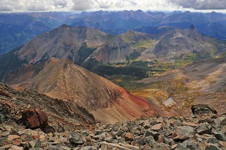 rocky mountains colorado: San Juan Range, Rocky Mountains, Colorado, USA