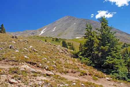 rocky mountains colorado: Mount Huron, Rocky Mountains, Colorado USA