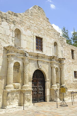 The Historic Alamo, San Antonio, Texas, USA  photo