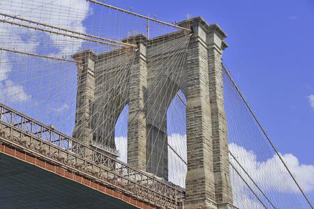 Brooklyn Bridge, New York City photo