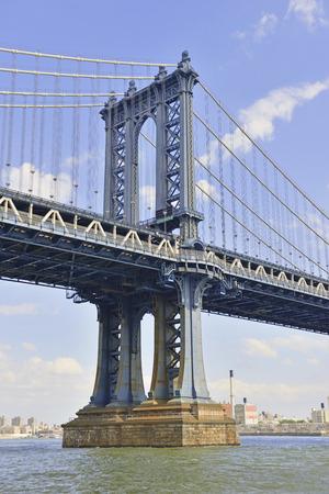 Manhattan Bridge, New York City photo