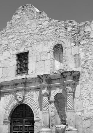 The historic Alamo, San Antonio, Texas photo