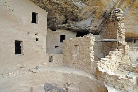 Cliff Dwellings at Mesa Verde National Park, Colorado
