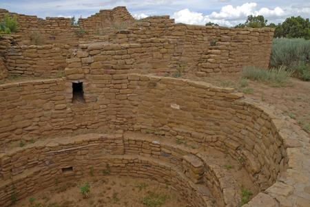 dwellings: Cliff Dwellings at Mesa Verde National Park, Colorado