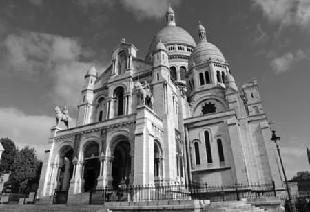 sacre: Sacre Coeur, Paris, France