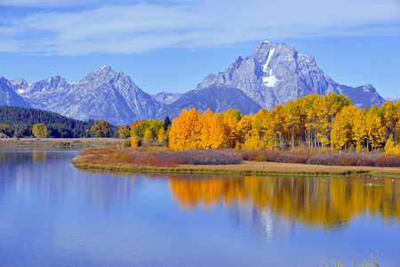 rocky mountains: Autumn colors in the Rocky Mountains