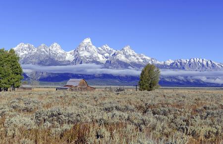 sioux: Grand Teton and the Teton Range, Grand Teton National Park, Wyoming, USA