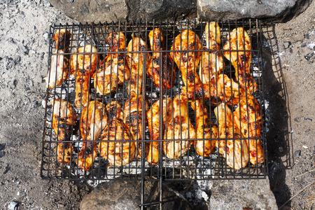 grille': chicken grille