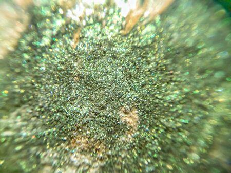 shiny background: Abstract green shiny background