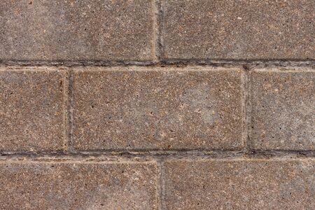 slabs: Close-up paving slabs pattern Stock Photo