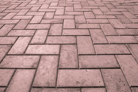 paving: Close-up paving slabs pattern Stock Photo
