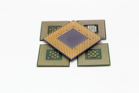 Central processing unit photo