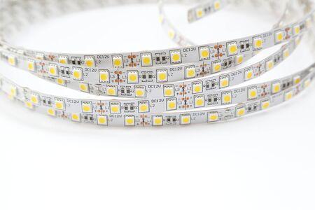 diodes: LED on white