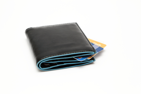 Leather wallets photo