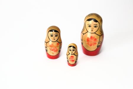 matrioshka: Matrioshka Stock Photo