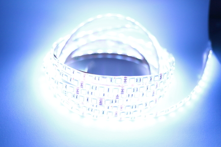 led lighting: White LED strip light