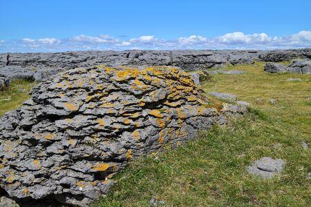 Lunar Landscape of Burren, Ireland