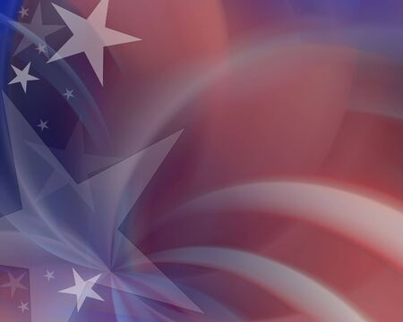 red stripe: Stars and Stripes Background