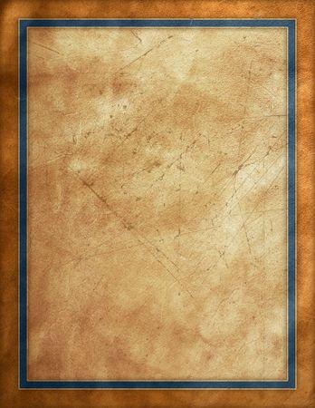 Rough textured bruine achtergrond