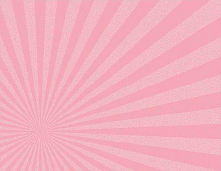 Pink Sunburst Hintergrund  Standard-Bild - 2670489