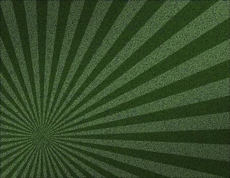 Green bright striped background photo