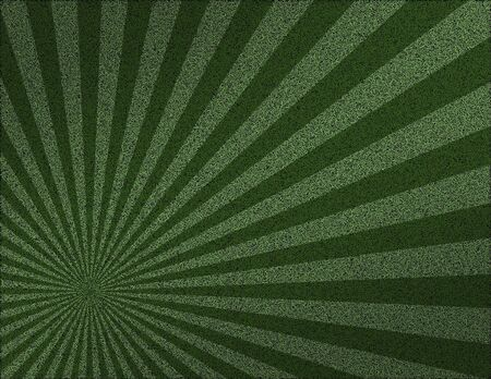 Green bright striped background