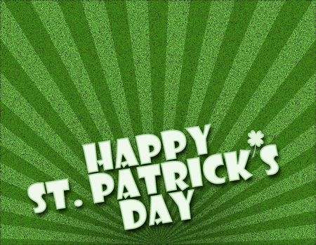 St. Patrick's Day Background Stock Photo - 2670494