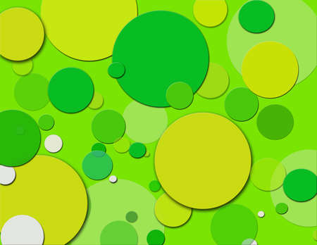 Mint Green Colored Polka Dots Stock Photo - 2855674