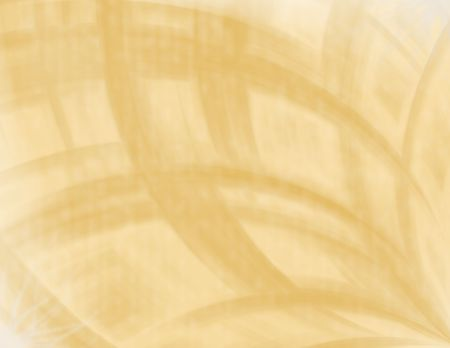 shimmer: Golden swirls abstract background Stock Photo