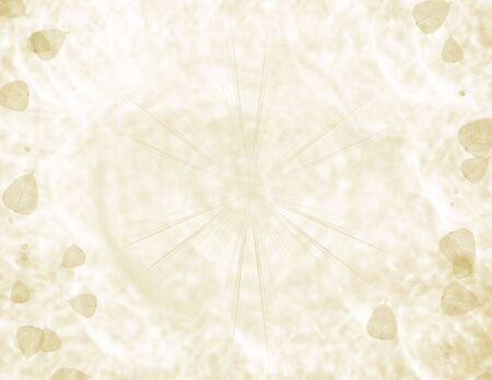 Autumn beige textured background Imagens