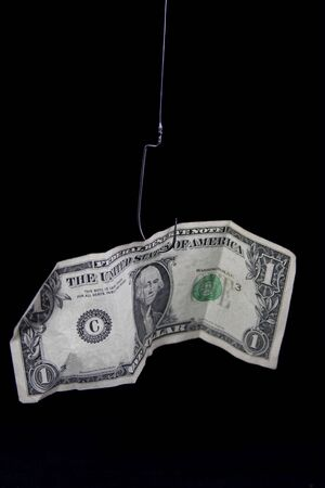 Hooked on the dollar