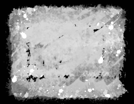 Grayscale grunge background