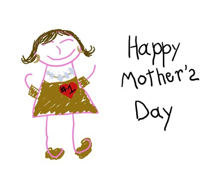 Happy Mother's Day Stock Photo - 4577211